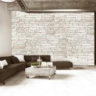 Papier peint  White Brick Wall