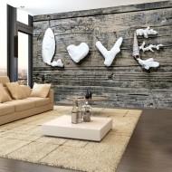 Papier peint   Love & Shells