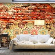Papier peint  Colourful Walls