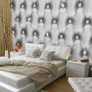 Papier peint  Silver Luxury