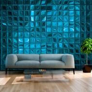 Papier peint  Azure Mosaic