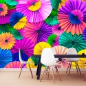 Papier peint - Paper Kaleidoscope