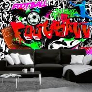 Papier peint  Football Passion