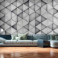 Papier peint  Grey Triangles