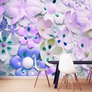 Papier peint  Purple Sweetness
