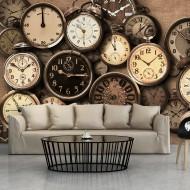 Papier peint  Old Clocks