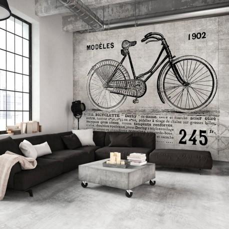 Papier peint  Bicycle (Vintage)