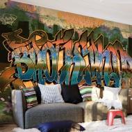 Papier peint  Street Art