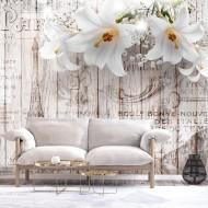 Papier peint  Parisian Lilies
