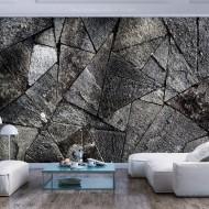 Papier peint  Pavement Tiles (Grey)