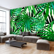 Papier peint  Tropical Leaves