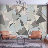 Papier peint  Geometric Puzzle