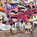 Papier peint - Cool Graffiti