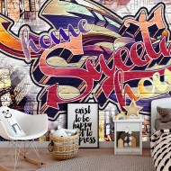 Papier peint  Cool Graffiti