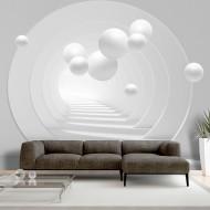 Papier peint  3D Tunnel