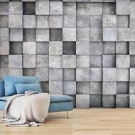 Papier peint  Concrete Cube
