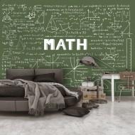 Papier peint  Mathematical Formulas