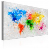 Tableau  Expressionism of the World