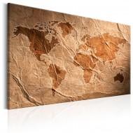Tableau  Paper Map