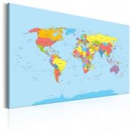 Tableau  Rainbow Geography