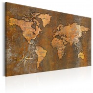 Tableau  Rusty World