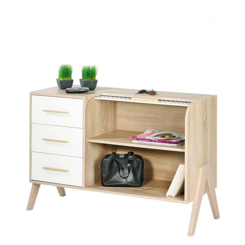 meuble finest meuble tele with meuble stunning meuble tv. Black Bedroom Furniture Sets. Home Design Ideas