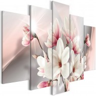 Tableau  Magnolia in Bloom (5 Parts) Wide