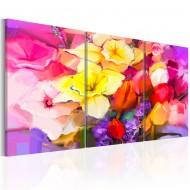 Tableau  Rainbow Bouquet