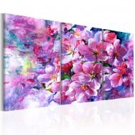 Tableau  Lilac Flowers