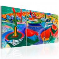 Tableau  Sea of Colours