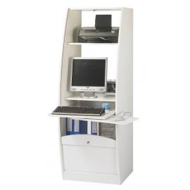 Armoire informatique Galbee Largeur 60 cm
