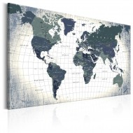 Tableau  Structure of the World