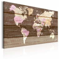 Tableau  The Wooden World