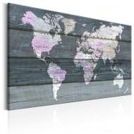 Tableau  Roam across the World