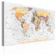 Tableau  Walls of the World