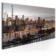 Tableau  Manhattan at Twilight