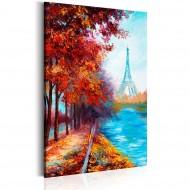 Tableau  Autumnal Paris