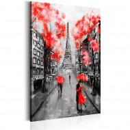 Tableau  Paris The City of Love