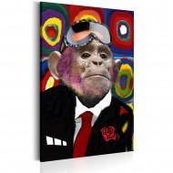 Tableau  Mr. Monkey