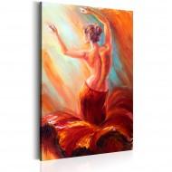 Tableau  Dancer of Fire