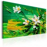 Tableau  Impressionist Style Flowers