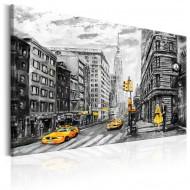 Tableau  Walk in New York