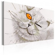 Tableau  Grey Cat