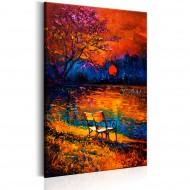 Tableau  Colours of Autumn
