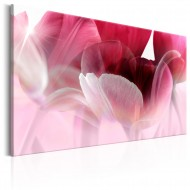 Tableau  Nature Pink Tulips