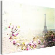 Tableau  Postcards from Paris (1 Part) Wide