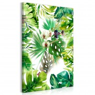 Tableau  Tropical Shadow (1 Part) Vertical