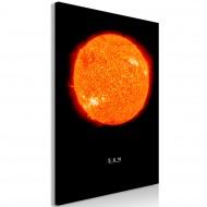Tableau  Sun (1 Part) Vertical