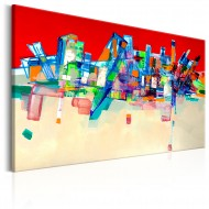 Tableau  Abstract Architecture