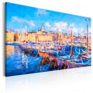 Tableau  Blue Port